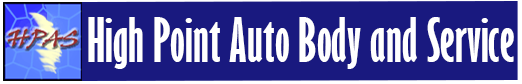High Point Auto Body and Service, Logo
